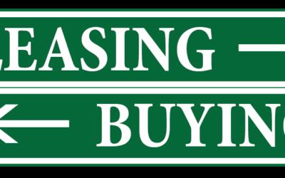 Leasing vs. Buying Business Equipment