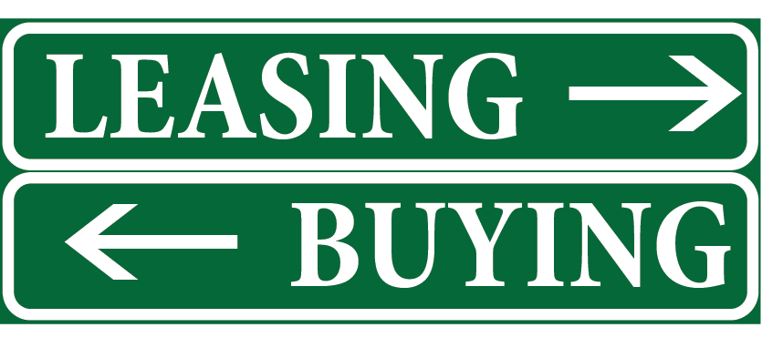 leasing vs buying business equipment
